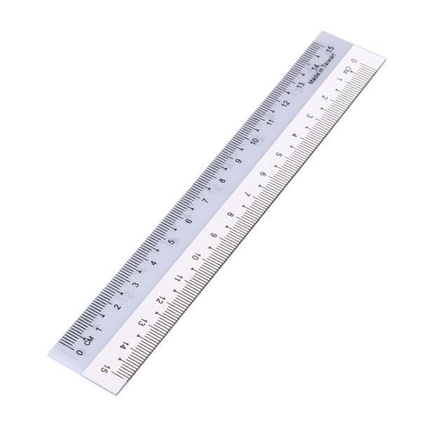 "Bendable / Soft / Flexible Plastic Student Ruler 12cm 20cm 30cm / 6"" 8"" 12"""