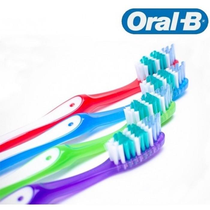 Oral B / Oral-B Shiny Clean Manual Toothbrush Soft Bristle