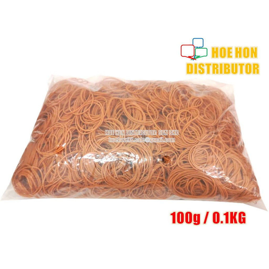 image of High Quality Office / School Elastic Rubber Band 100g / 0.1kg