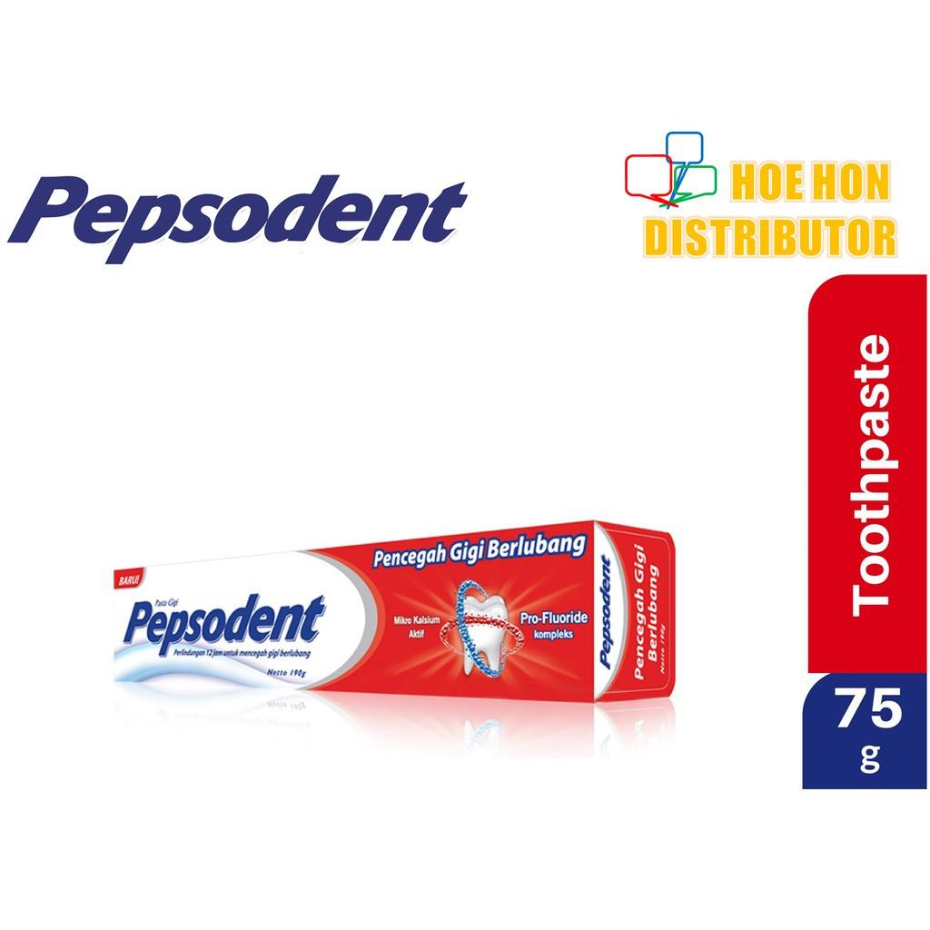 image of Pepsodent Toothpaste / Ubat Gigi 75g