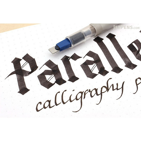 Pilot Parallel, Calligraphy, Fountain, Jawi, Sketch 1.5mm 2.4mm 3.8mm 6.0mm Pen