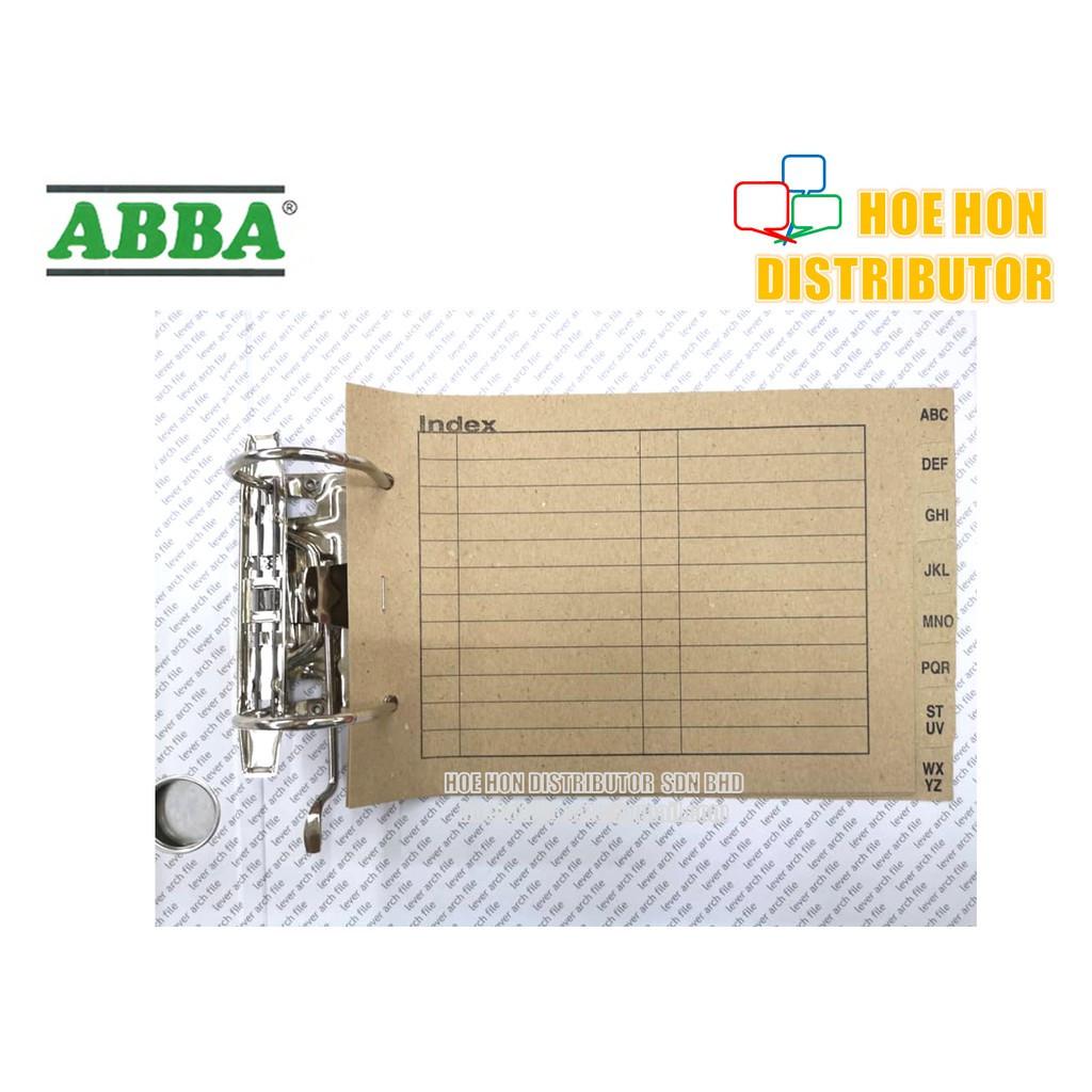 ABBA OPTION Lever Arch File Fail 2 Inch / 50mm