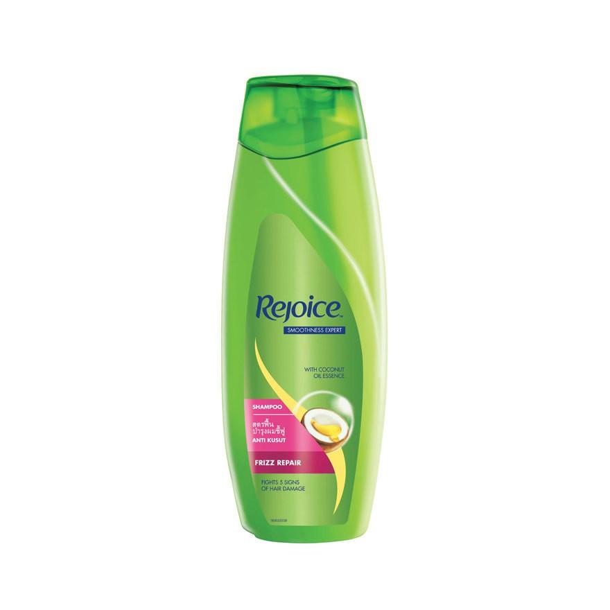 Rejoice Hair Shampoo 340ml, Anti-Dandruff, Rich, Anti-Hairfall, Frizz Repair