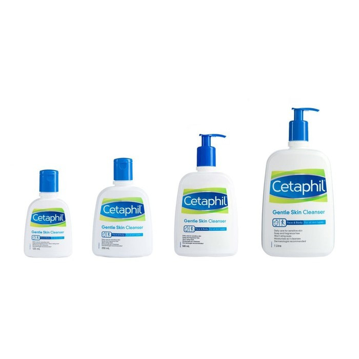 Cetaphil Face & Body Gentle Skin Cleanser 250ml (For All Skin Type) P51250-2