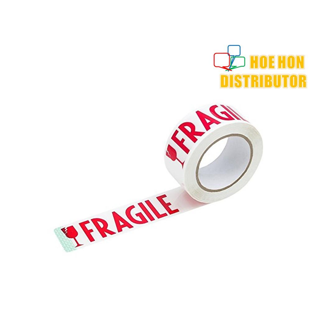 OPP / PP / BOPP Fragile Tape 48mm X 50m