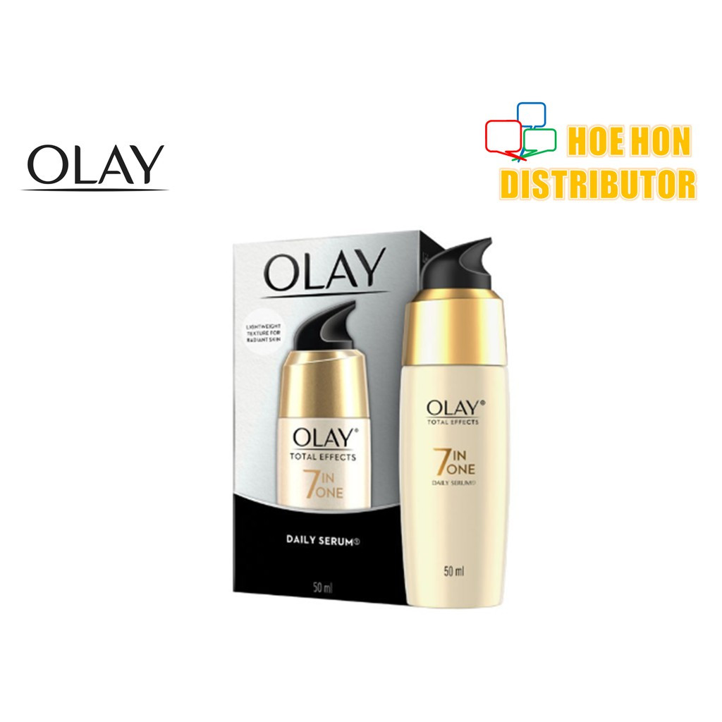 image of Olay Total Effects (7 In One) Daily Serum 50ml