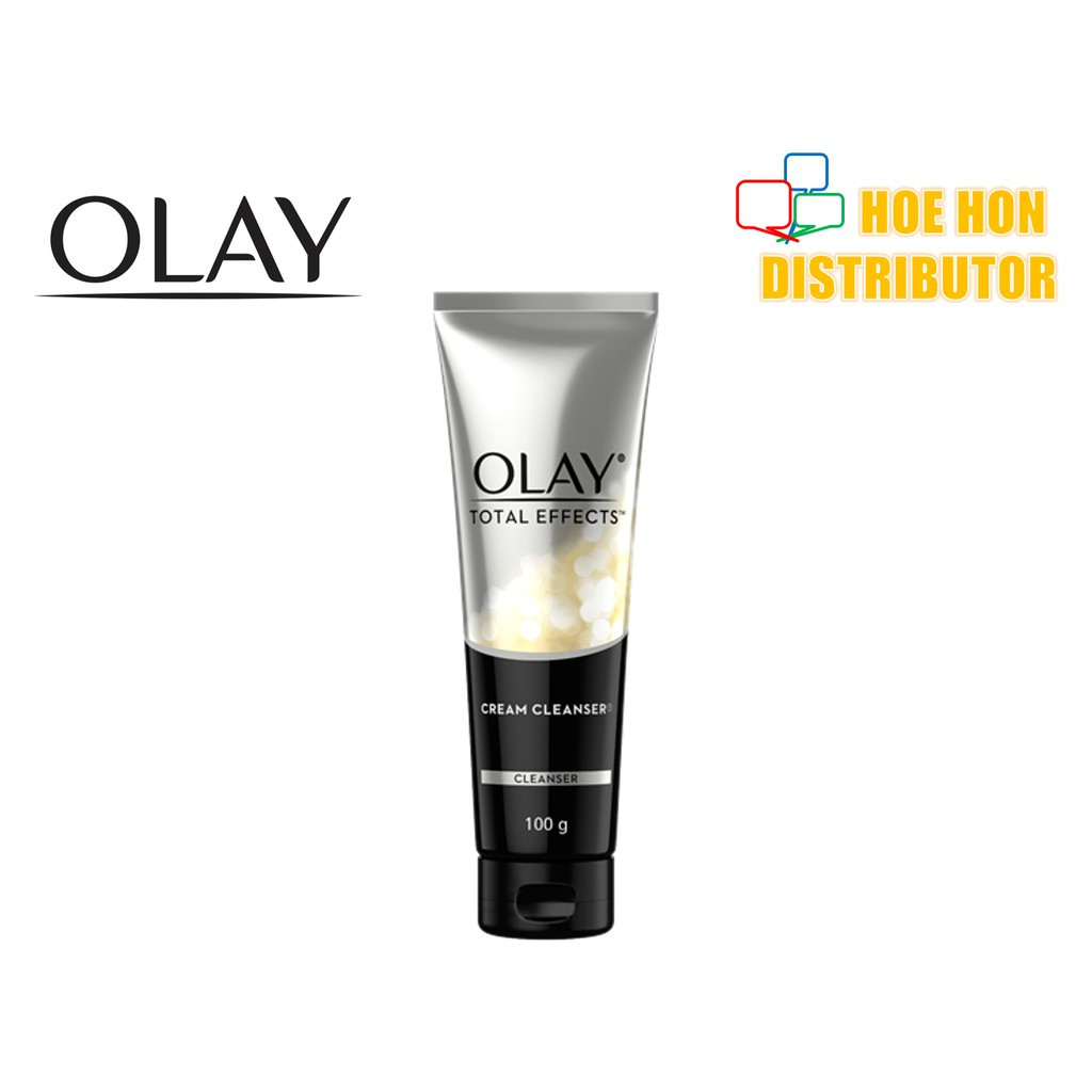 image of Olay Total Effects Cream Cleanser 100g