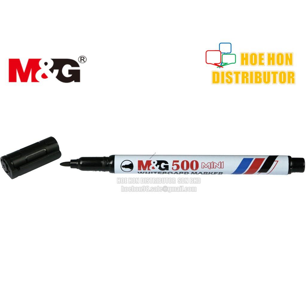 M&G Mini Whiteboard Marker Pen 500 / AWM 25673