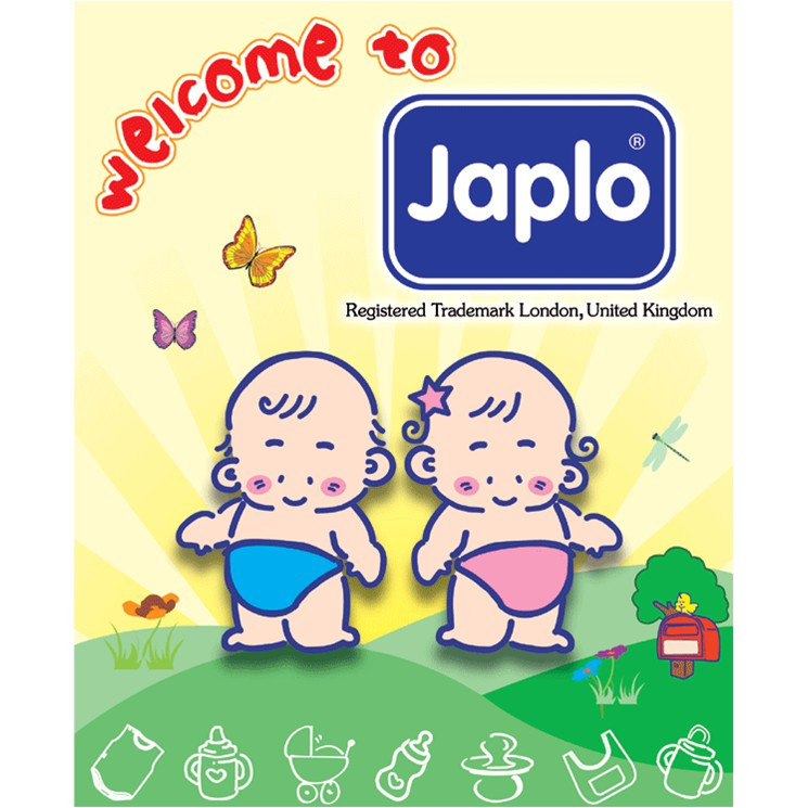 Japlo Baby Soft Silicone / Latex / Puting Bayi Silikon Soother Spacifier
