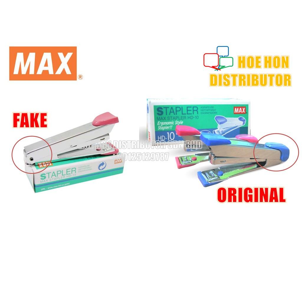 MAX Stapler HD-10 / No. 10 Tokyo Design HD92161