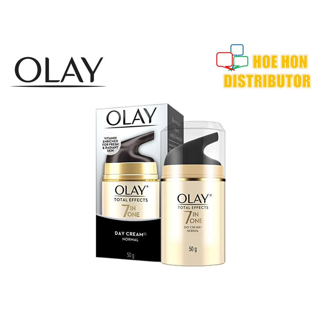 image of Olay Total Effects 7 In 1 Normal Day Cream 50g