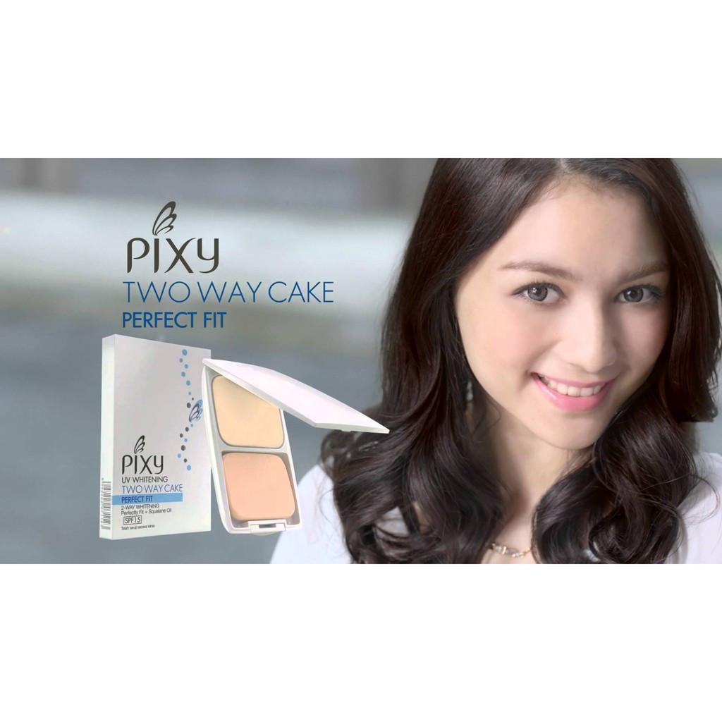 Pixy Refill UV Whitening SPF15 Two Way Cake 12.2g (ORIGINAL)
