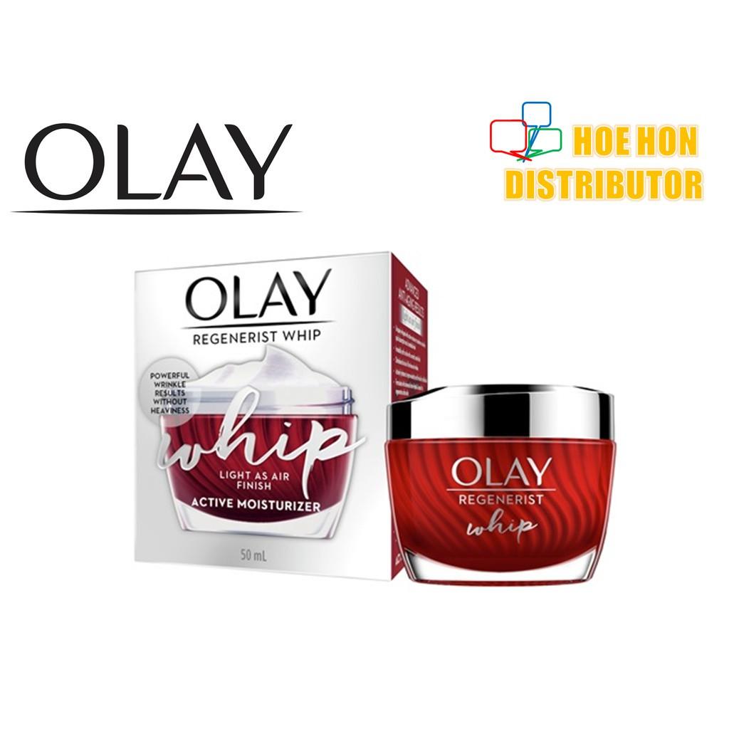 image of [NEW] Olay Regenerist Whip 50g