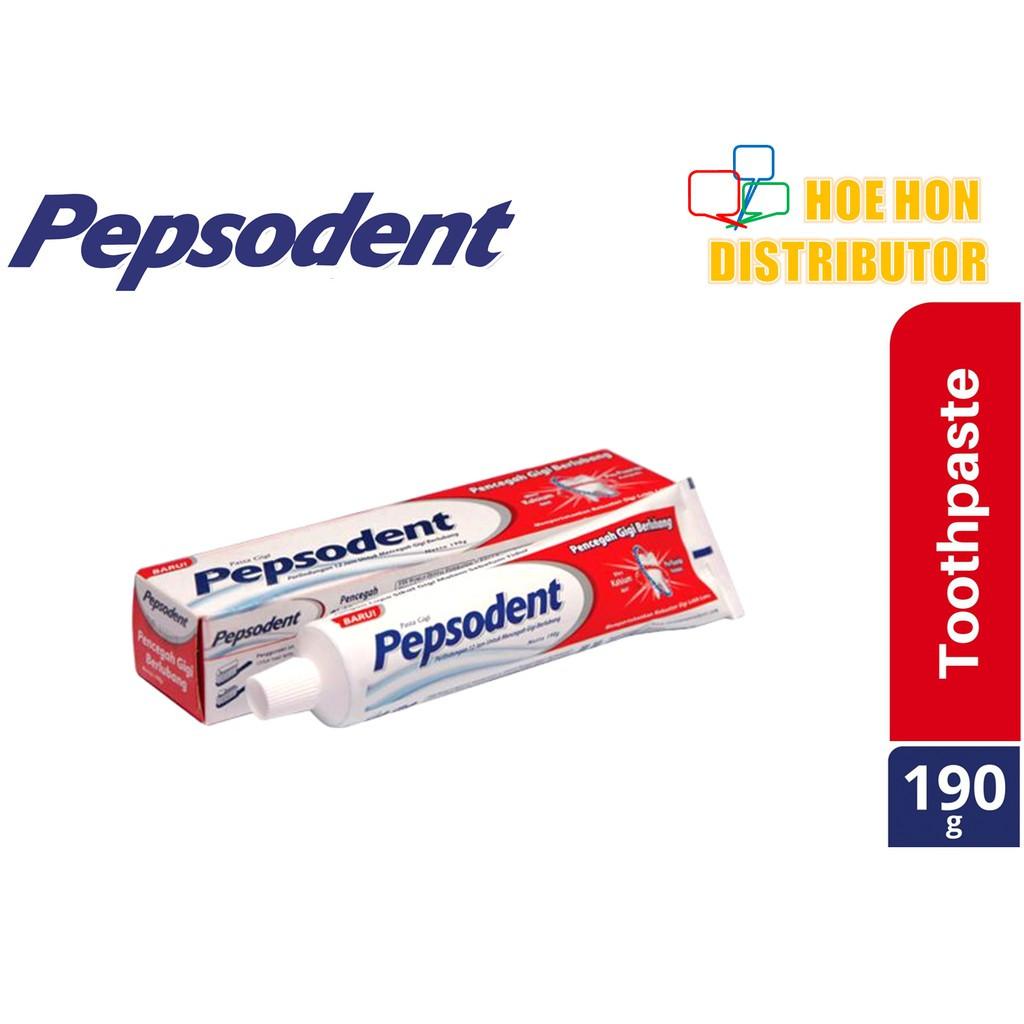 image of Pepsodent Toothpaste / Ubat Gigi 190g