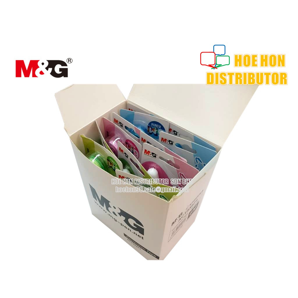 M&G Correction Tape 5mm X 6m ACT #ACT 55971