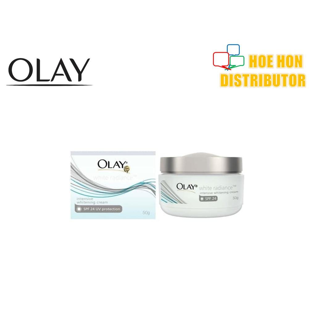 image of Olay White Radiance Intensive Whitening Cream 100g (ORIGINAL)