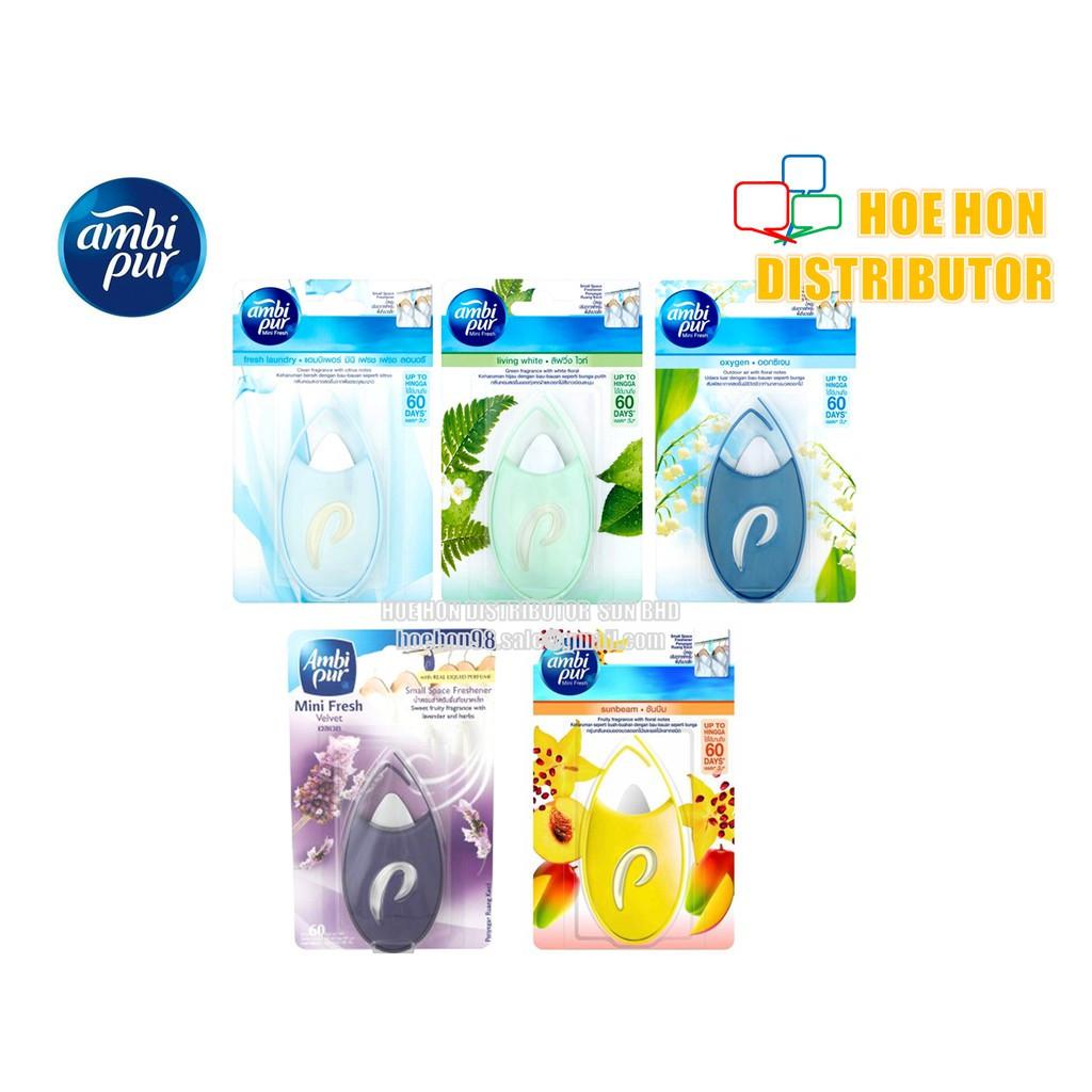 image of Ambi Pur Mini Fresh / Closet Fresh Perfume Fragrance 4.5ml
