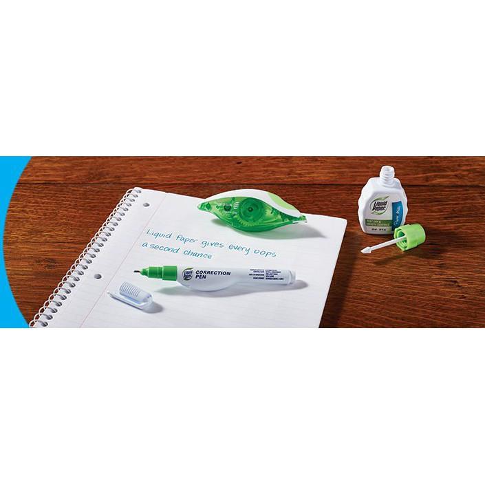 Papermate Liquid Paper Correction Pen 7ml (2017 New Improvement Formula)