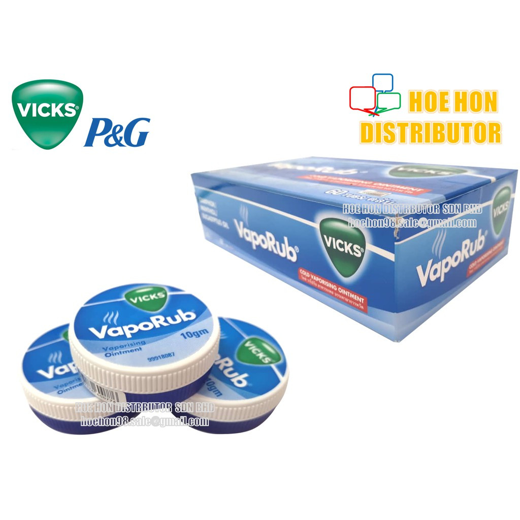 image of Vicks Vaporub 10g