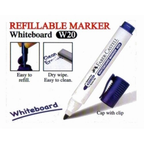 Faber Castell Permanent Marker P20 / 500 , P50 / 509 (Made In Malaysia)