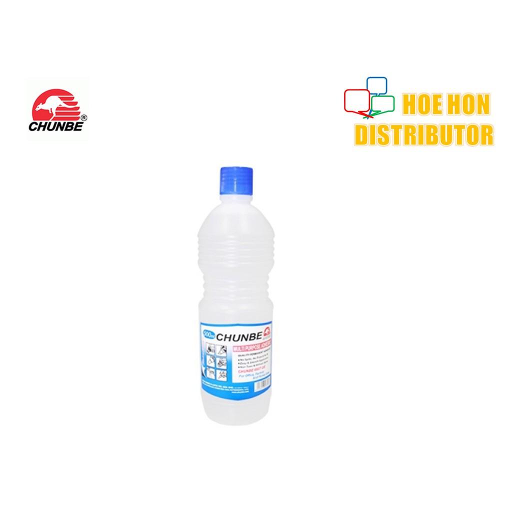 image of Chunbe Multi Purpose Adhesive Glue 500ml 6607 GE / Gam Cecair
