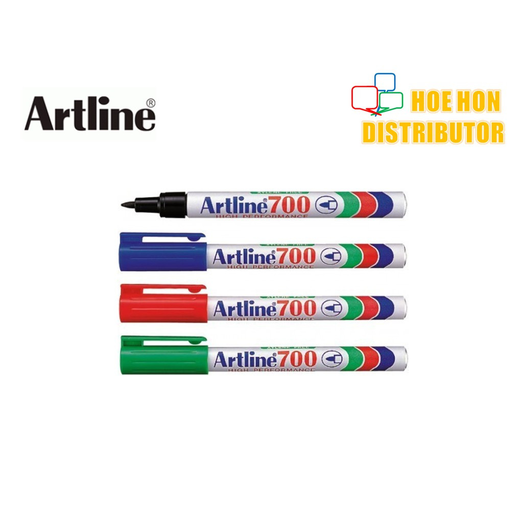 image of Artline Permanent Marker 0.7mm EK - 700