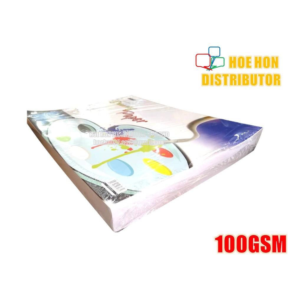 image of Student Sketch Drawing Paper / Kertas Lukisan A3 100gsm X 250sheet