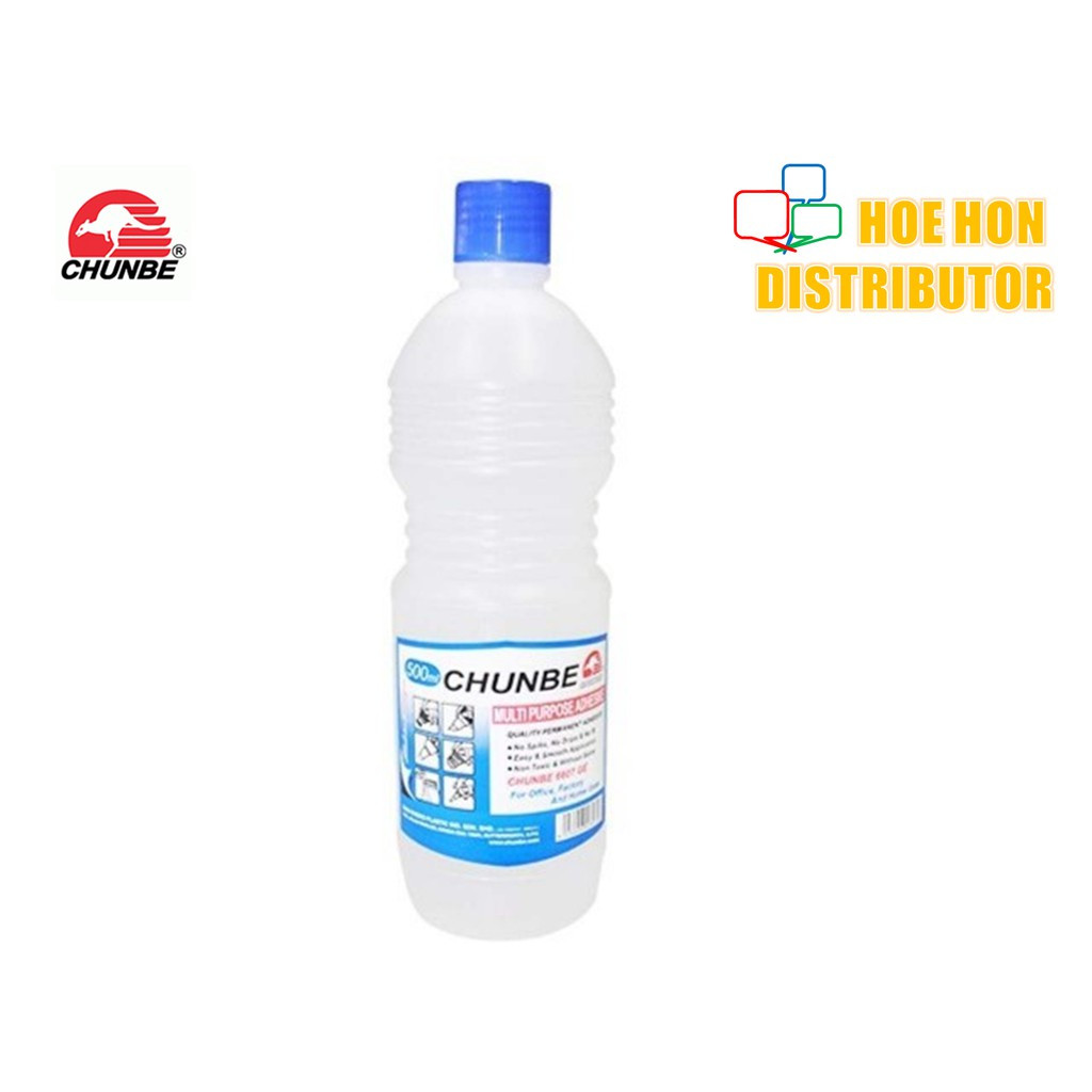 Chunbe Multi Purpose Adhesive Glue 1000ml / 1L 5505 GE