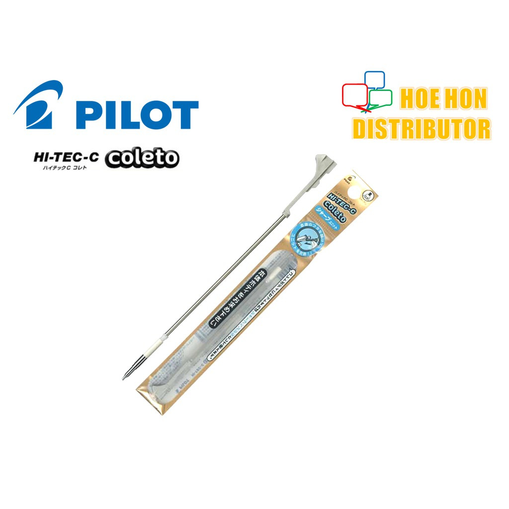 Pilot Hi Tec C Coleto Mechanical Pencil Unit 0.5mm (LHKRF-18H5)