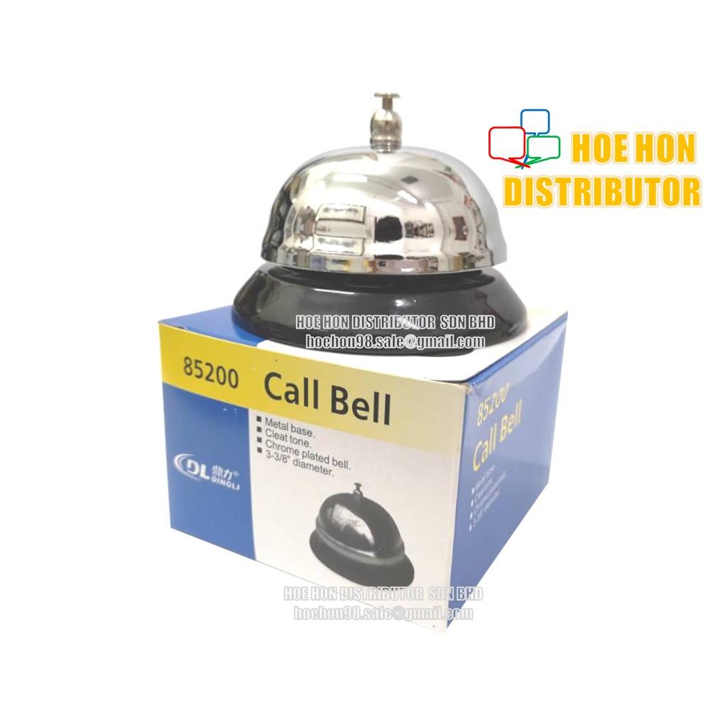 image of Office / Service Call Bell 8.5cm (Loceng Servis / Pejabat) 85200