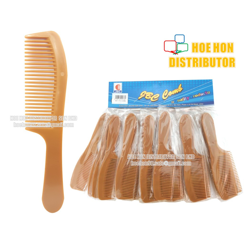 image of Unisex Hair Comb / Sikat Rambut Besar No 1