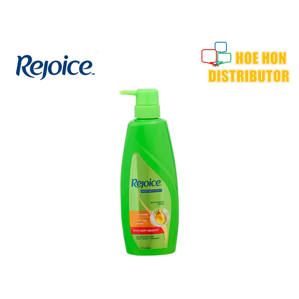 image of Rejoice Conditioner Rich Soft Smooth 450ml