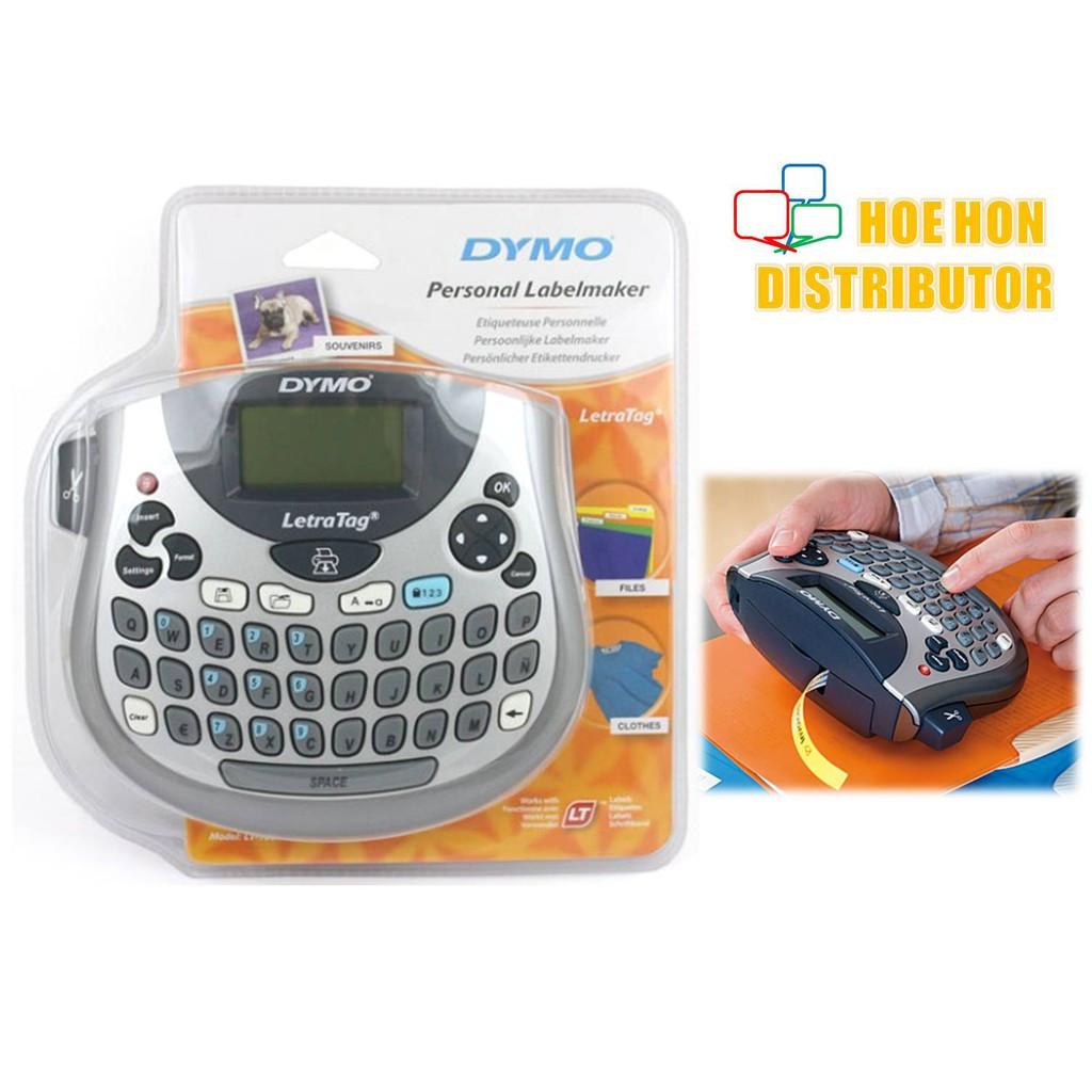 Dymo Letratag Label Marker / Printer LT-100T / LT 100T