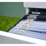 Dymo Letratag Label Marker Cartridge Plastic Refill 12mm X 4m Dymo LT 100H 100T