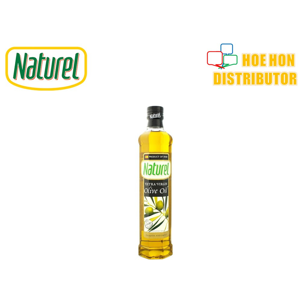 image of Naturel Extra Virgin Olive Oil / Minyak Zaitan Tulen 250ml