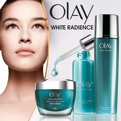Olay White Radiance Advanced Whitening Brightening Intensive Lotion SPF24 75ml
