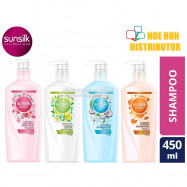 image of Sunsilk Naturals With Micellar Water Shampoo 450ml