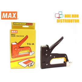 image of MAX Stapler Gun Tacker TG-A / TG91111 / MAX Heavy Duty Stapler