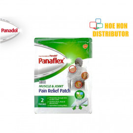 image of Panadol PanaFlex Pain Relief Patch 2 Pcs / Pack (Muscle & Join Pain)