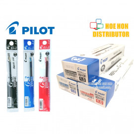 image of Pilot G3 Gel Pen Refill 1.0 Mm Black / Blue / Red (ORIGINAL) PILOT G-3