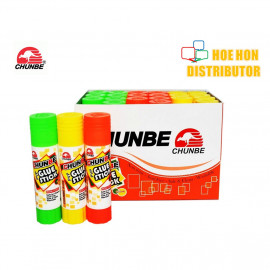 image of Chunbe Student Glue Stick 25g (Clear) 25-GS