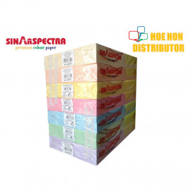 image of Light Color / Colour Paper / Kertas A4 80gsm 450 Sheet