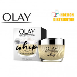 image of [NEW] Olay Total Effect Whip 50g