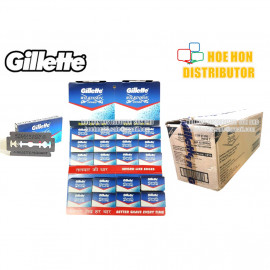 image of Gillette Wilkinson Sword Shaving Blade / Mata Pisau Cukur 5pcs