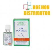 image of Kwan Loong Medicated Oil 3ml, Minyak Angin Cap Dua Singa, Pain Relieve Oil