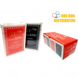 image of Dai Di King Casino Poker Playing Card 52 + 4 Jokers Deck
