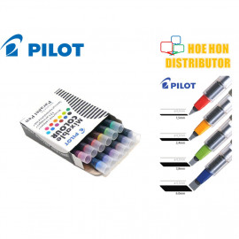 image of Pilot Parallel, Calligraphy, Fountain, Assorted / Mix Cartridge Refill Colour