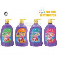 image of Carrie Junior Baby / Bayi Hair & Body Wash Cherry Grapeberry Rasberry Milk 700g