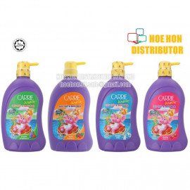 image of Carrie Junior Baby / Bayi Hair & Body Wash Cherry Grapeberry Rasberry Milk 700g
