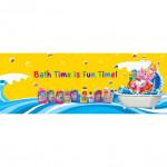 Carrie Junior Baby / Bayi Hair & Body Wash Cherry Grapeberry Rasberry Milk 700g